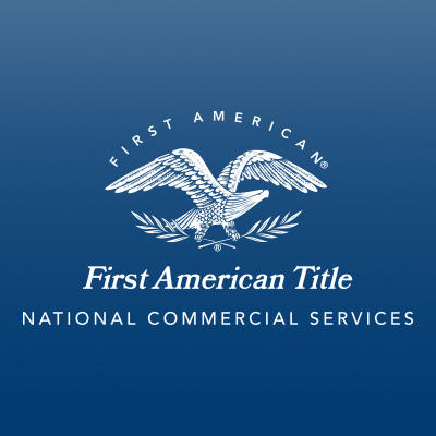 First American Title Insurance Company - National Commercial Services Logo