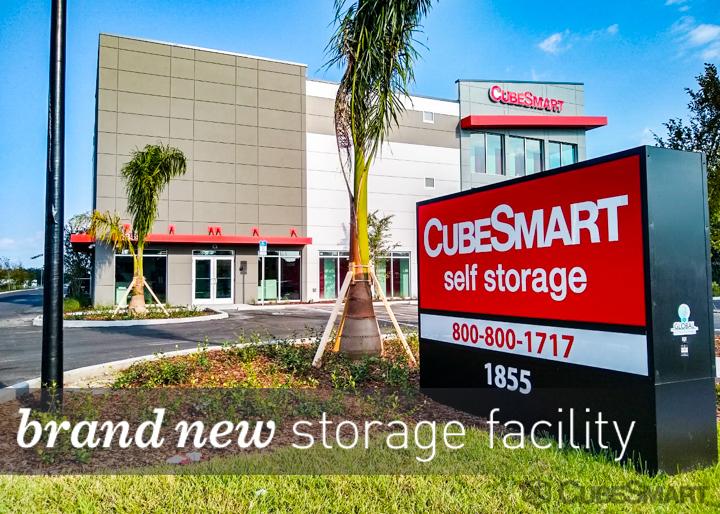 CubeSmart Self Storage - St. Petersburg, FL 33713 - (727)201-3317 | ShowMeLocal.com