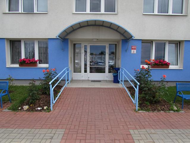 Ubytovací dům HOCHTIEF CZ