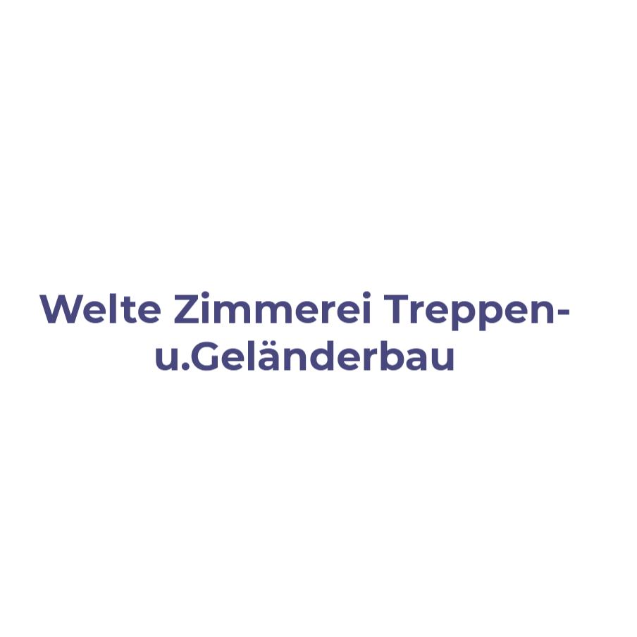 Bild zu Welte Zimmerei Treppen-u.Geländerbau in Neckarsulm