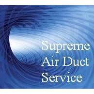image of the Supreme Air Duct Service