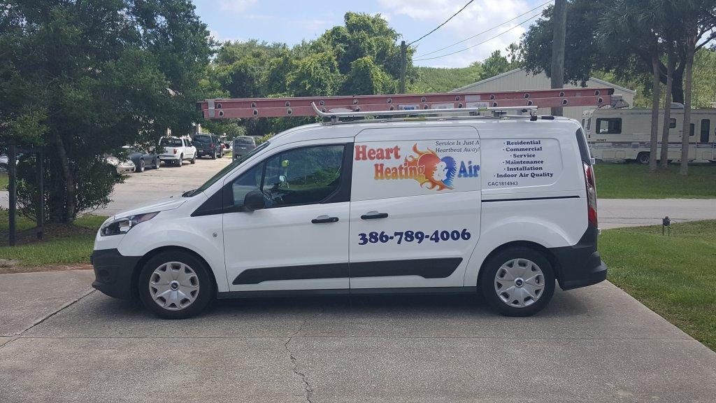 Heart Heating Amp Air Orange City Florida Fl