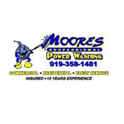 Moore's Professional Power Washing