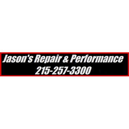 Jason' S Repair & Performance