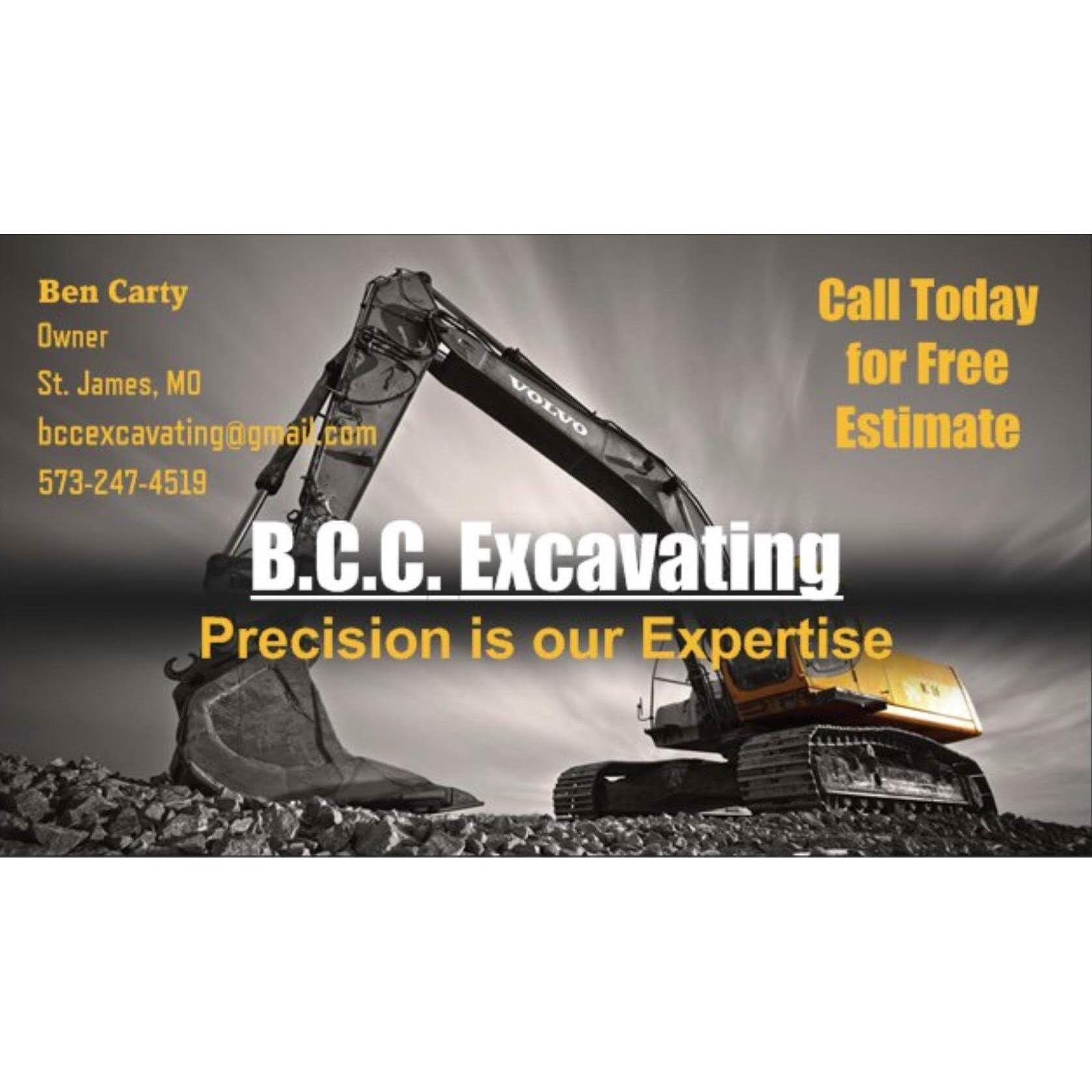 B.C.C. Excavating, LLC - St. James, MO 65559 - (573)247-4519 | ShowMeLocal.com