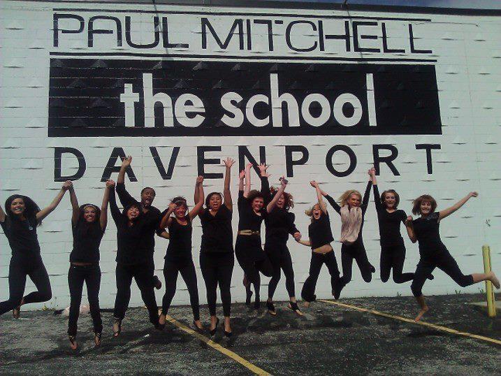 Paul Mitchell the School Davenport