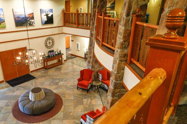 Images Best Western Rocky Mountain Lodge