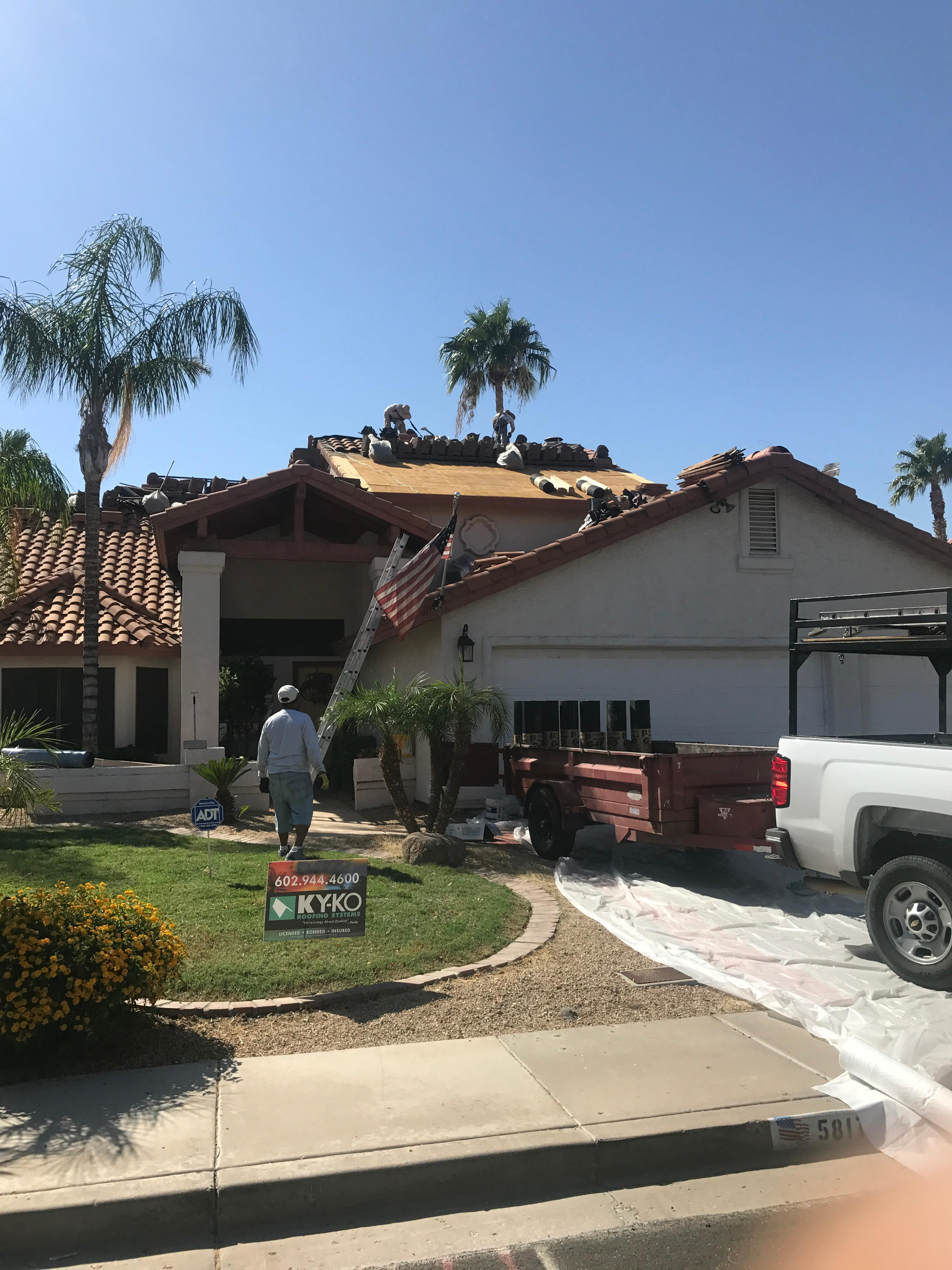 Ky Ko Roofing Phoenix Arizona Az Localdatabase Com