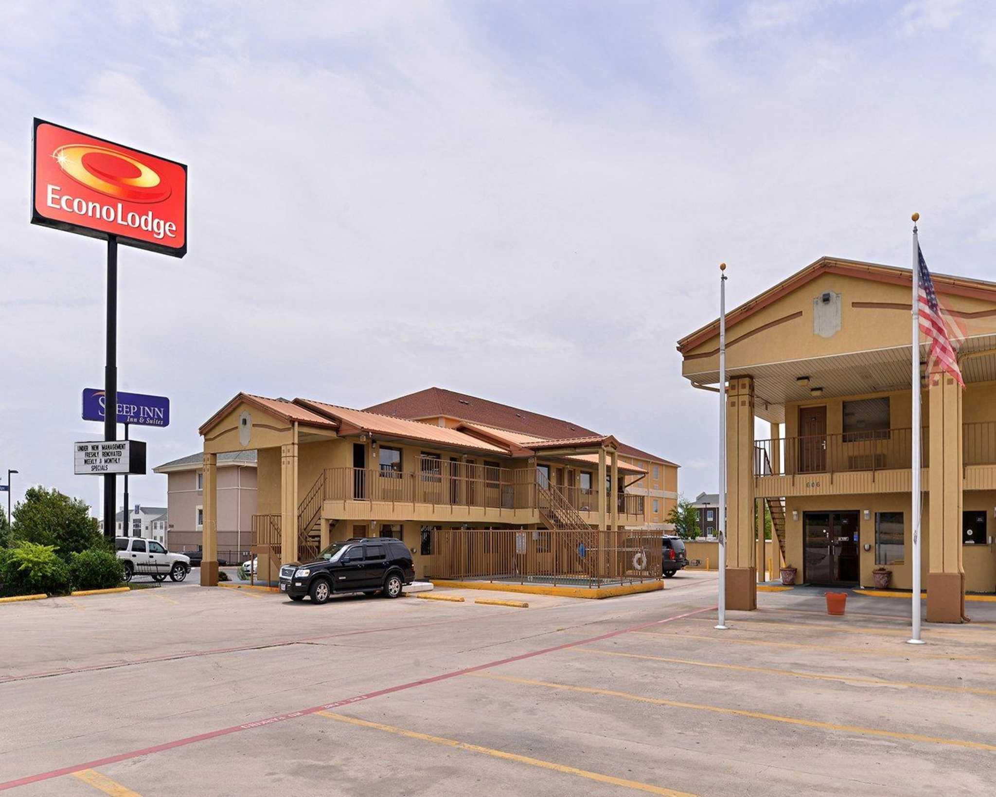 Econo Lodge Killeen Texas Tx Localdatabase Com