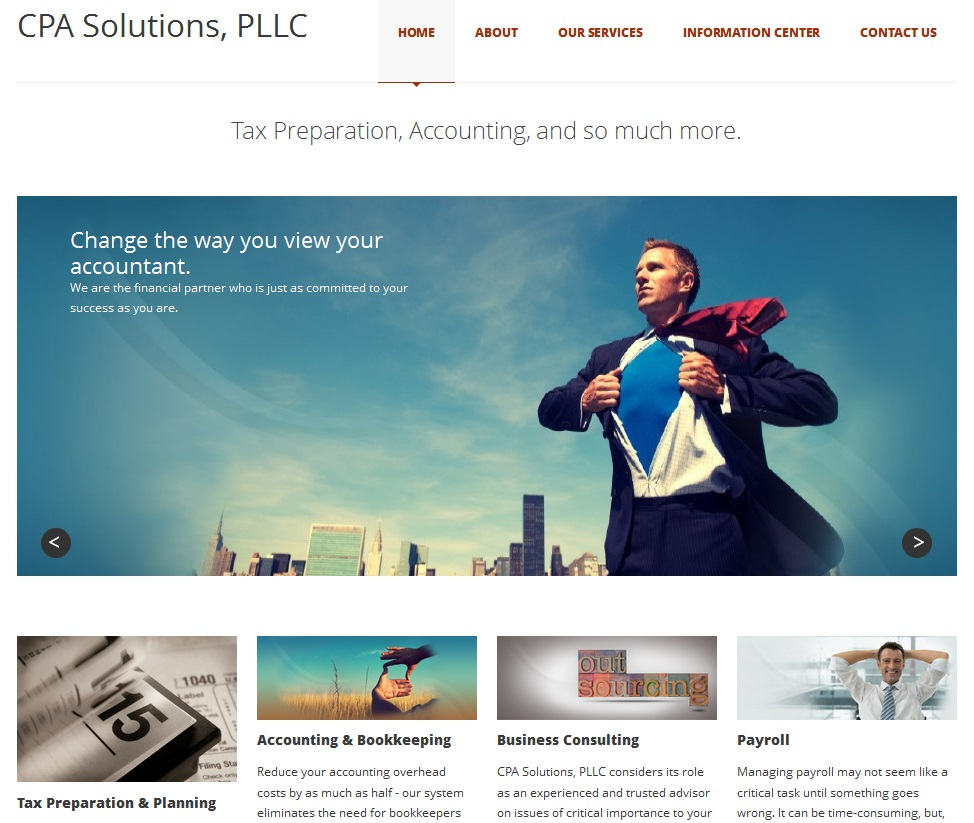 CPA Solutions, PLLC image 0