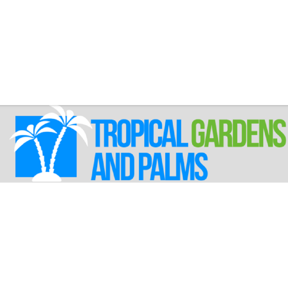 Tropical Gardens and Palms