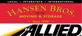 Hansen Bros. Moving & Storage