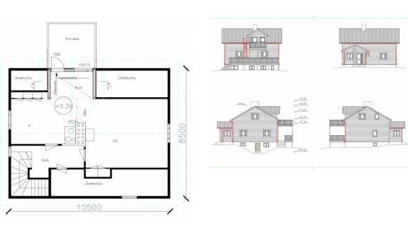Sauvon Rakennussuunnittelu Oy