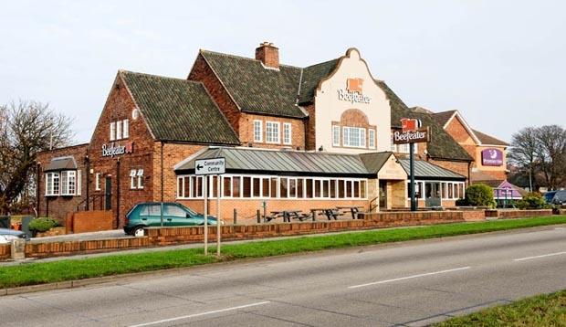 Premier Inn Rotherham East M18 M1 Rotherham 08715 278946