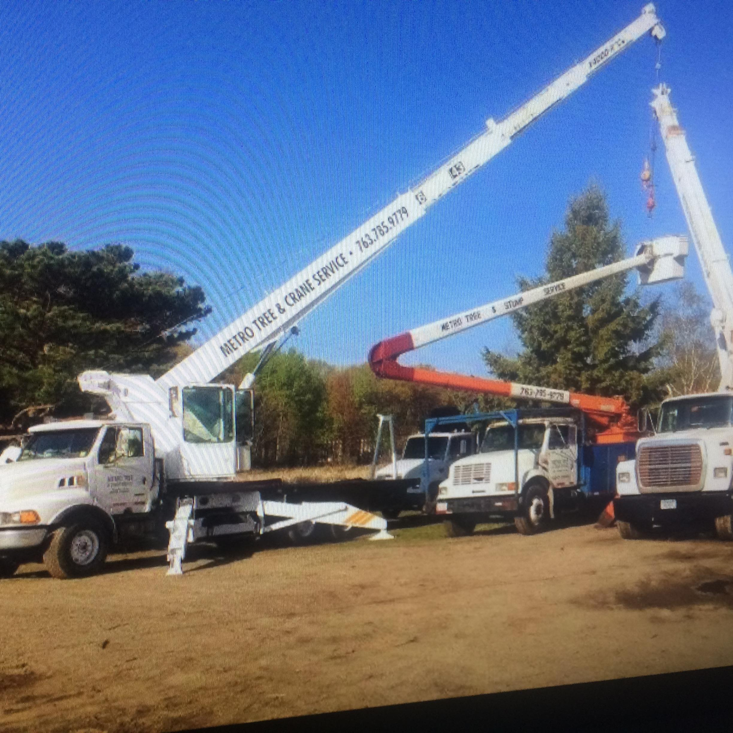 White Bear Lake Tree and Crane Service