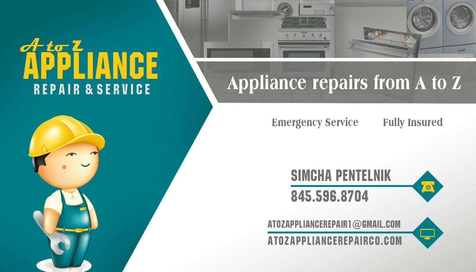 A TO Z Appliance Repair