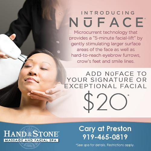 Hand & Stone Massage and Facial Spa Coupons Cary NC near ...