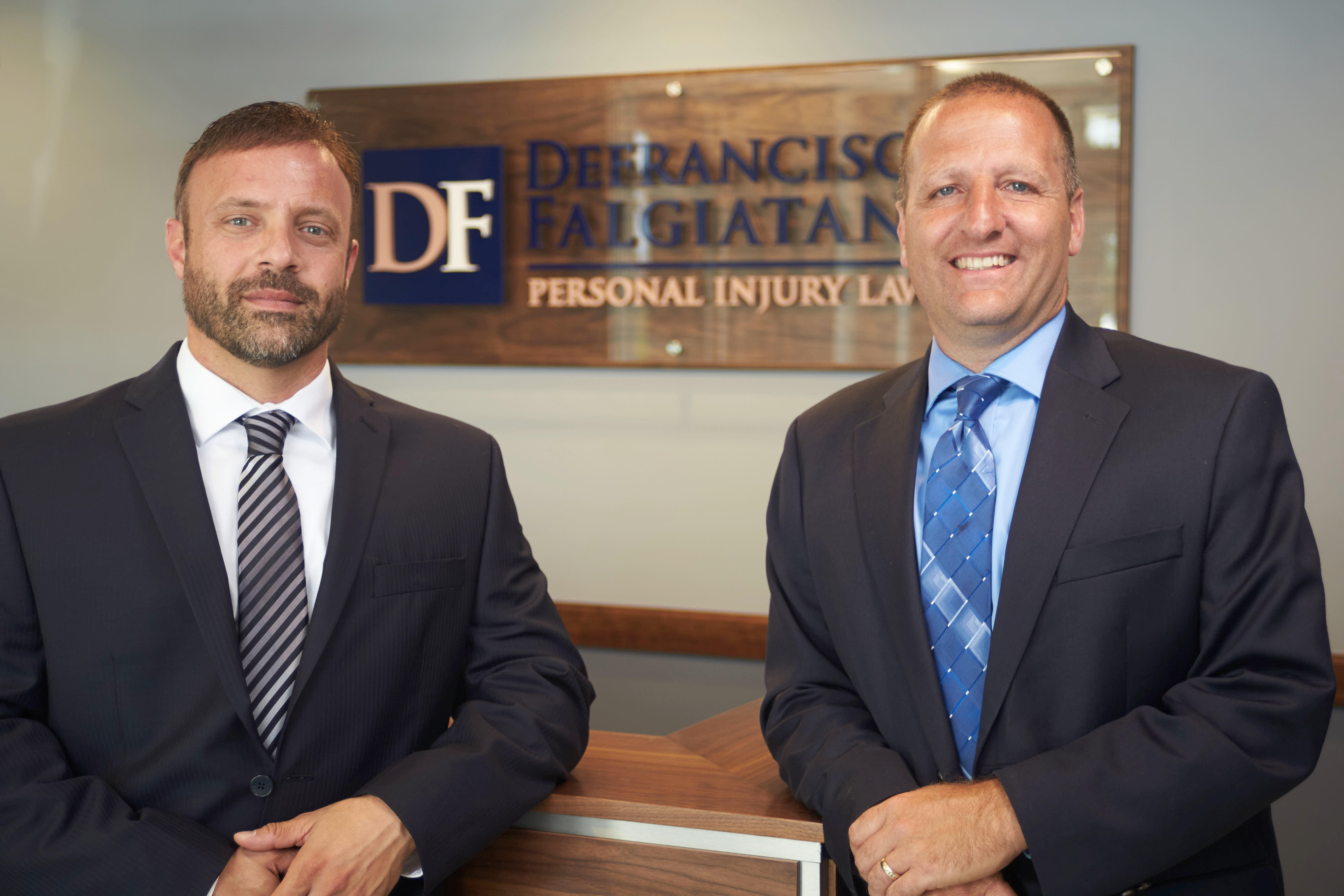 Defrancisco falgiatano personal injury lawyers in for Medical motors rochester ny