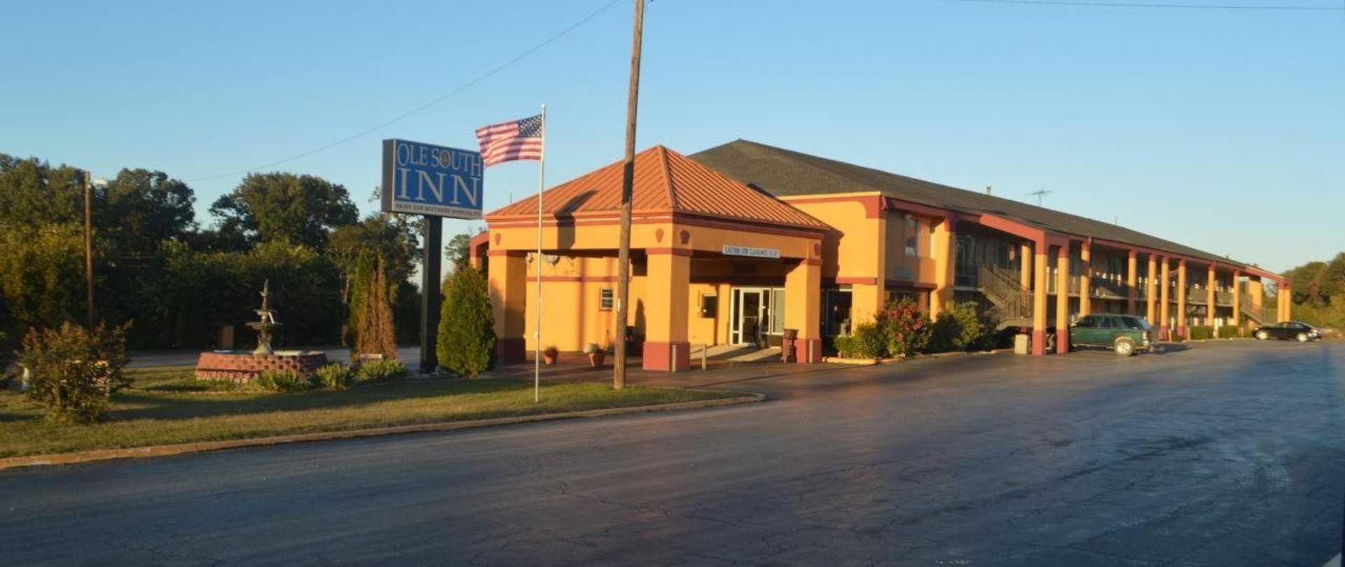 Ole South Inn Near Jackson Tn