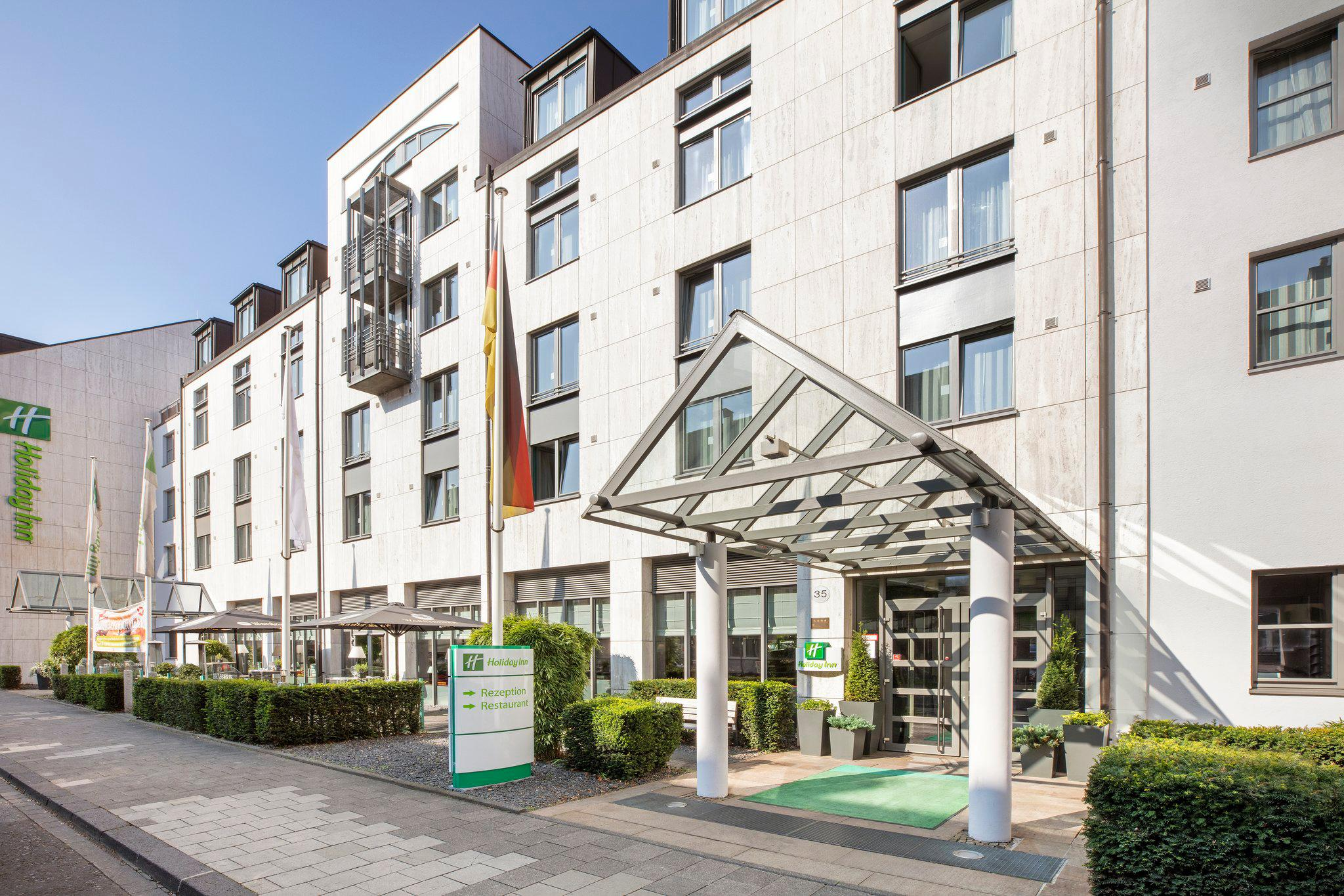 Holiday Inn Dusseldorf - Hafen, an IHG Hotel