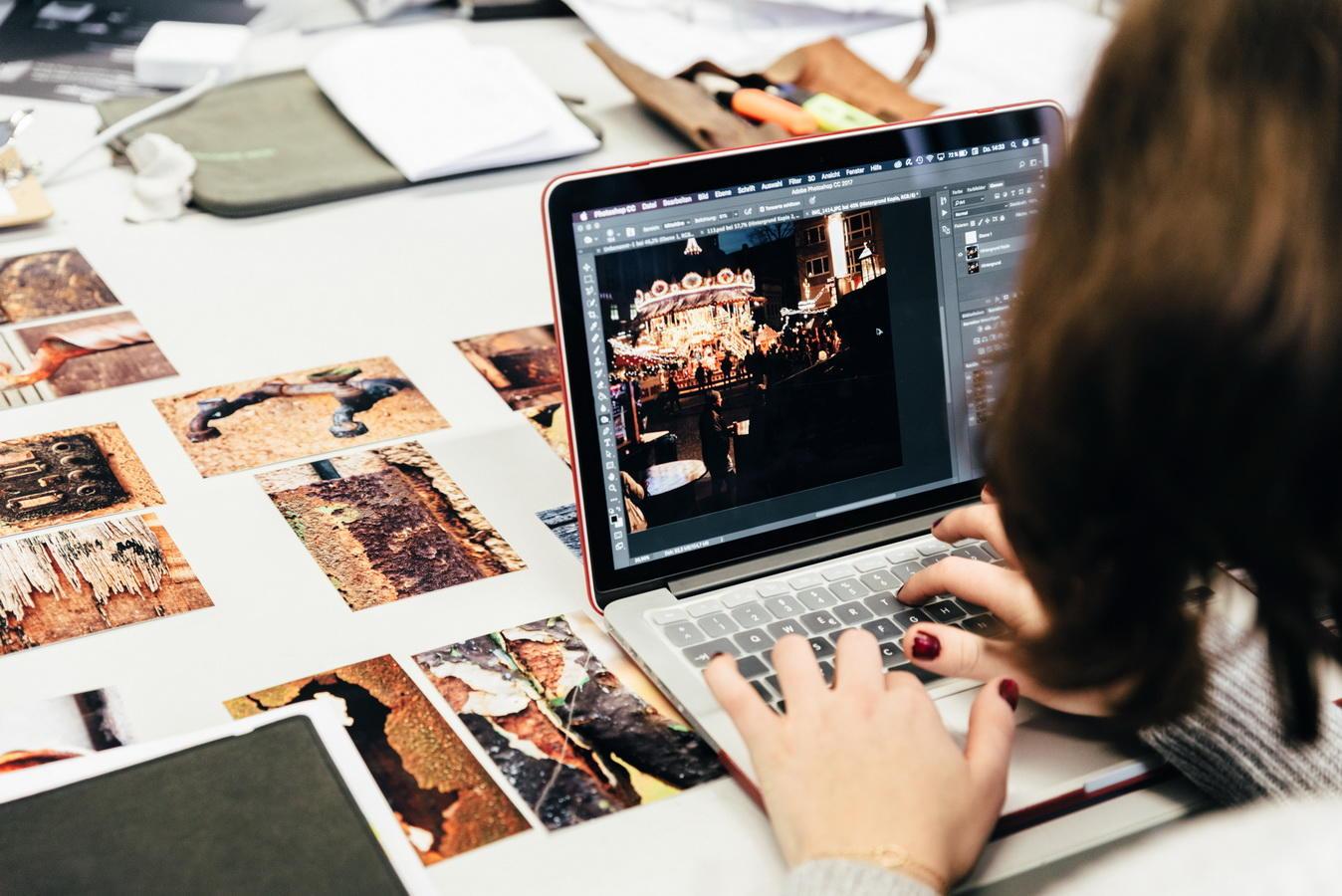 Fotos de Designschule