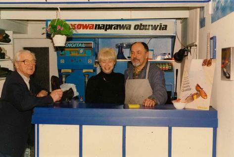 Pracownia Obuwia Mieczysław Pulwicki