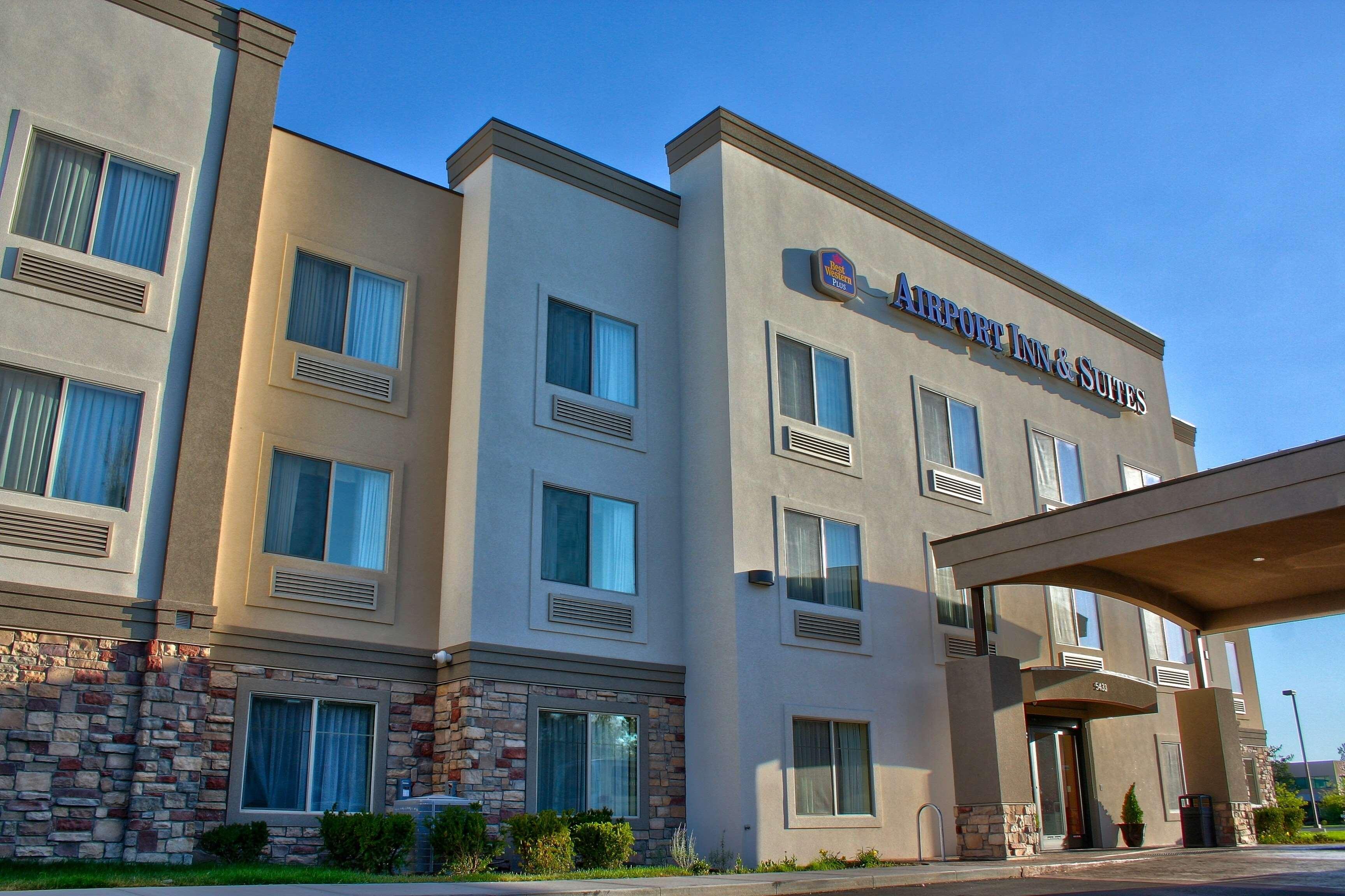 Best Western Plus Airport Inn Suites Salt Lake City Utah Ut