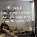 Dr. Jeffrey A. Marks DPM FACFAS