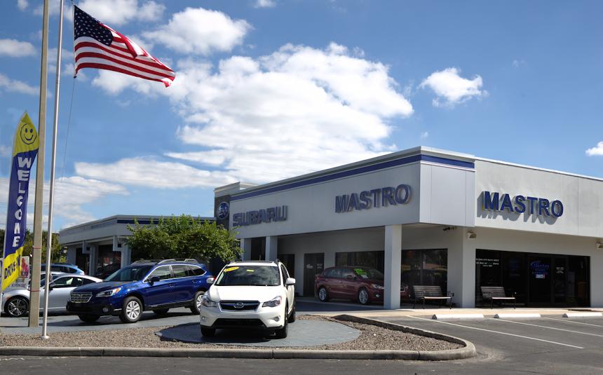 Mastro Subaru Tampa Used Cars