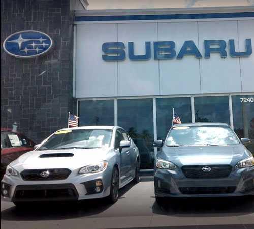 Bird road subaru miami fl for Subaru motors finance payments