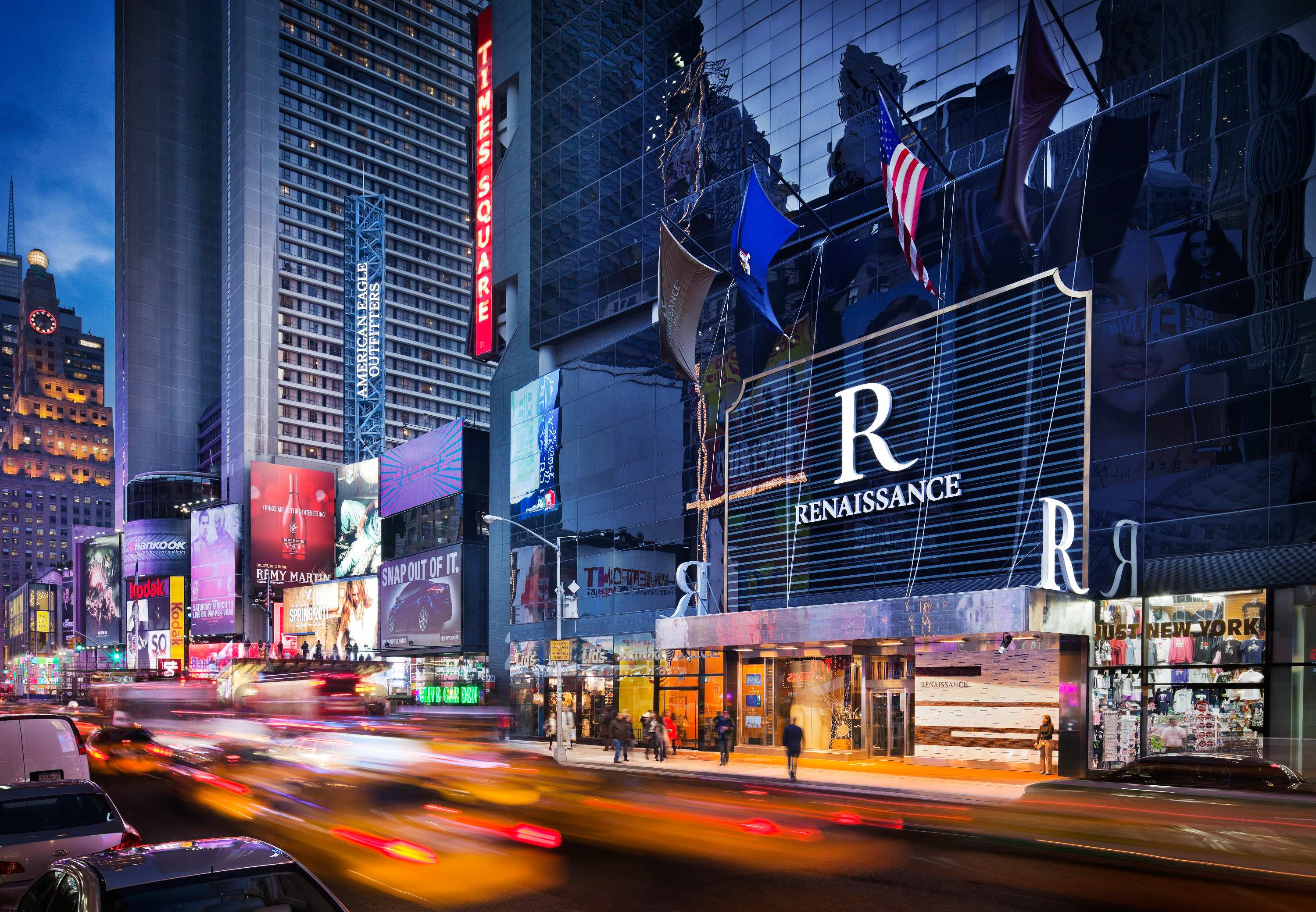 Hotels Close To Port Authority New York