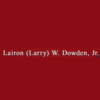Lairon W. Dowden, Jr.