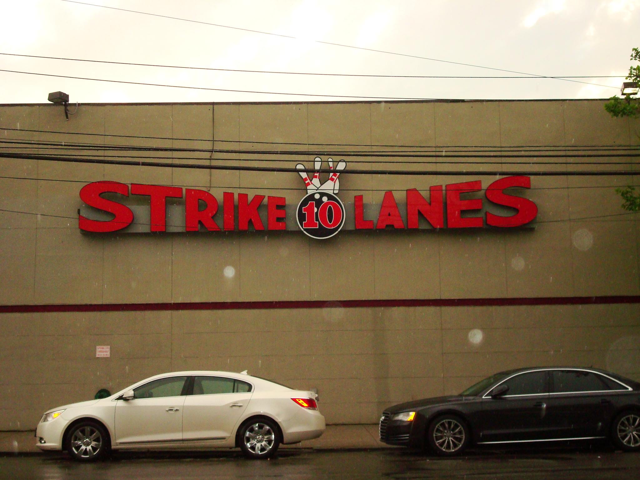 Strike 10 Lanes