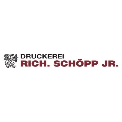 Richard Schöpp jun. Druckerei
