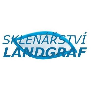 Sklenářství - J. Landgraf Logo