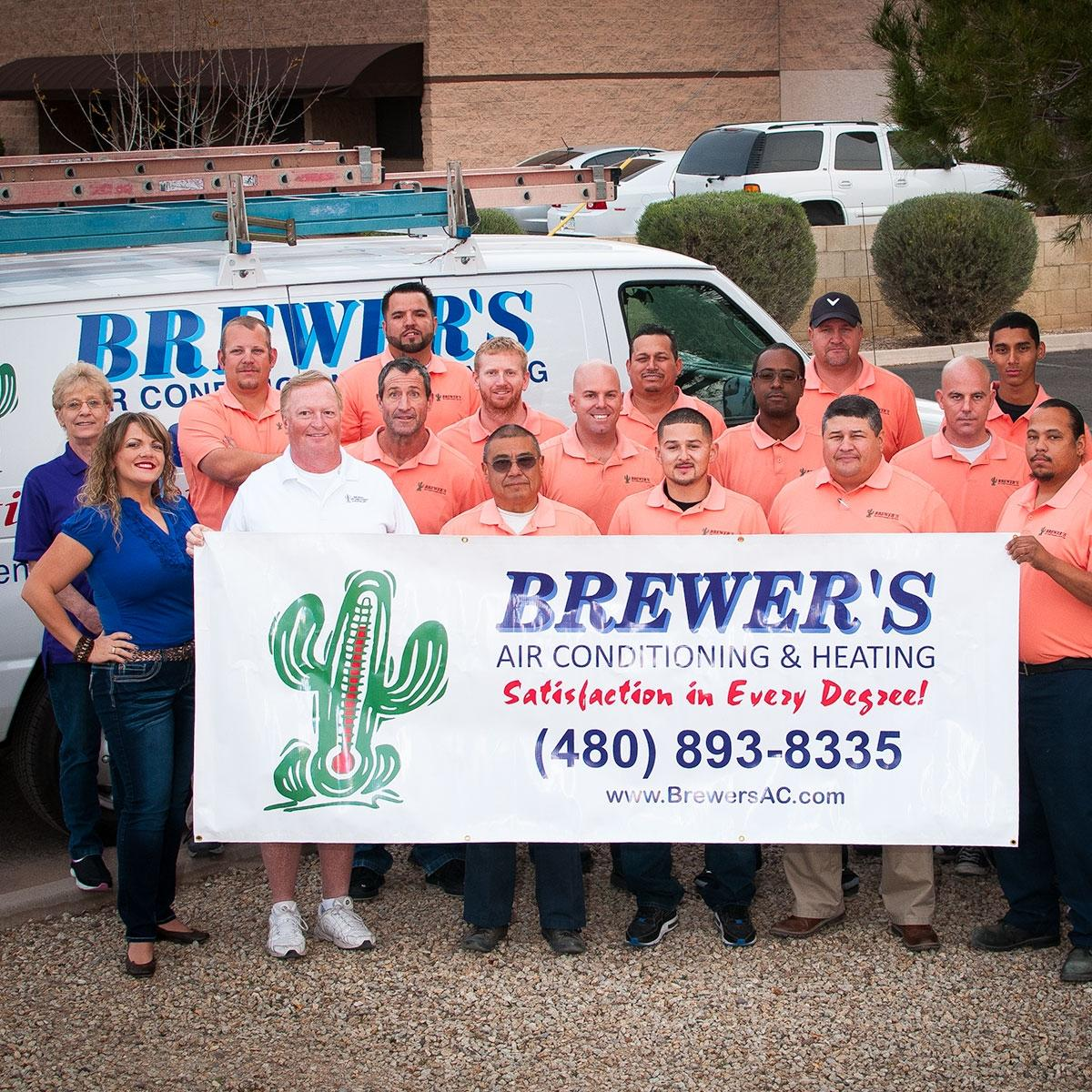 Brewer's Air Conditioning & Heating