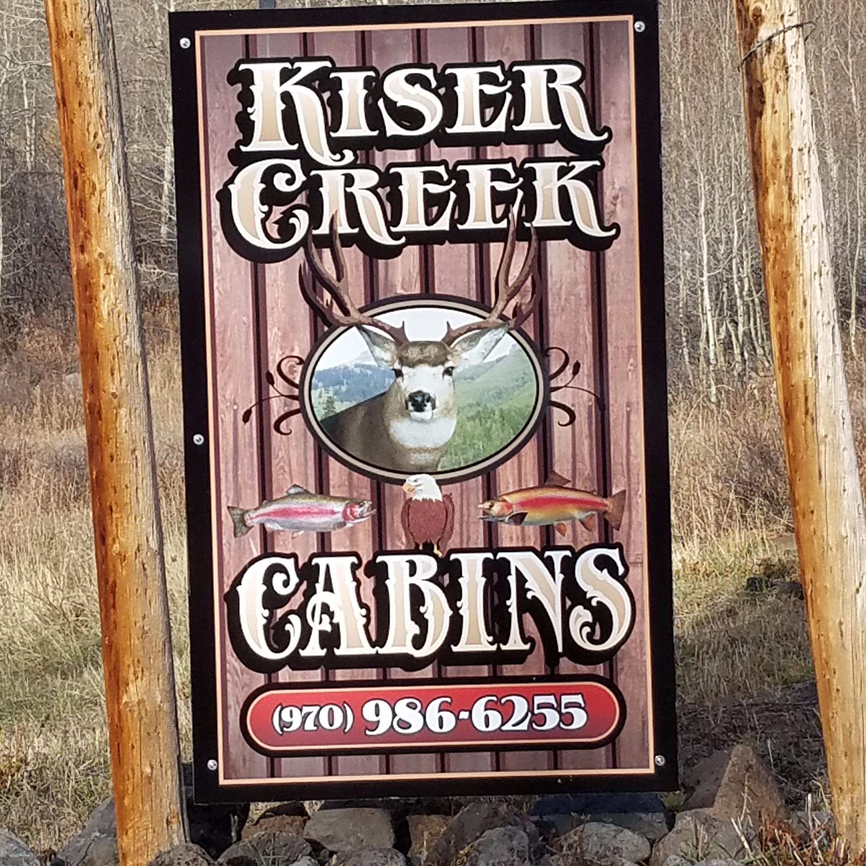 Kiser Creek Cabins Llc