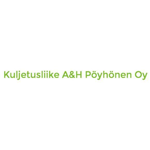 Kuljetusliike A H Poyhonen Oy Julkisen Liikenteen Palvelut