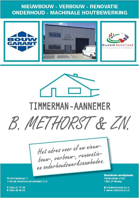 B Methorst & Zoon