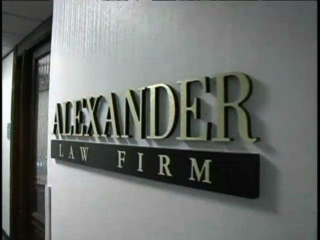 Alexander Law Firm - ad image