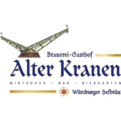 Bild zu Brauerei-Gasthof Alter Kranen in Würzburg