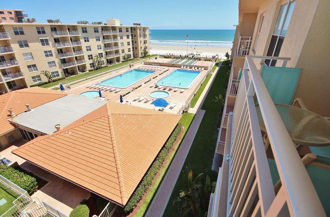 Great Ocean Condos New Smyrna Beach Florida