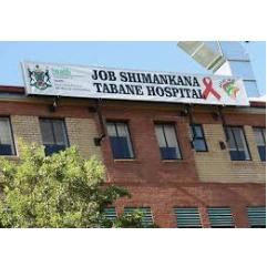 Job Shimankana Tabane Hospital