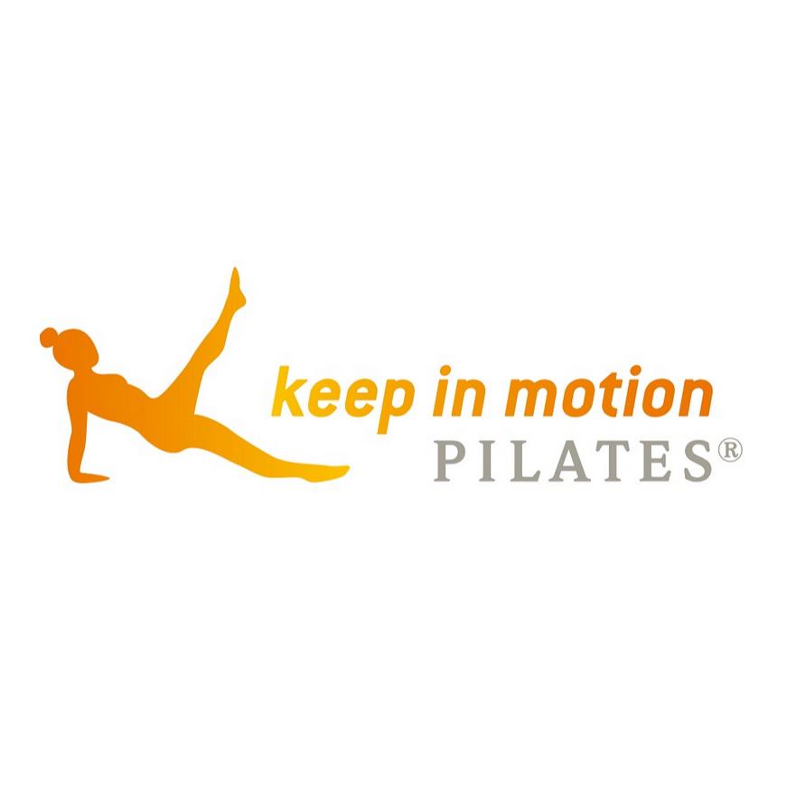Logo keep in motion PILATES STUDIO | München