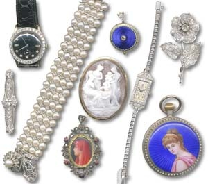 Victorian Estate Buyers Coin & Jewelry