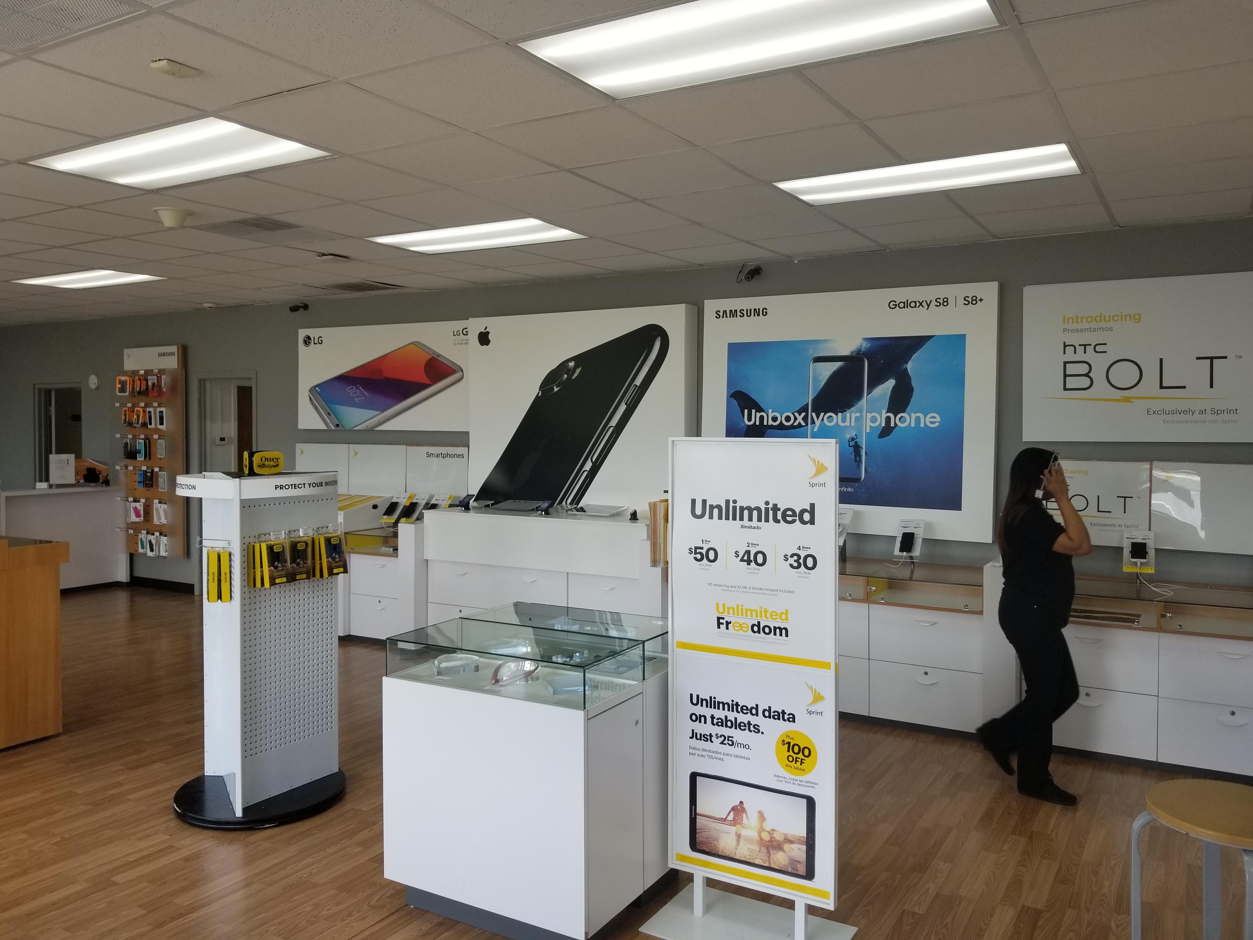 Sprint Store Concord North Carolina Nc
