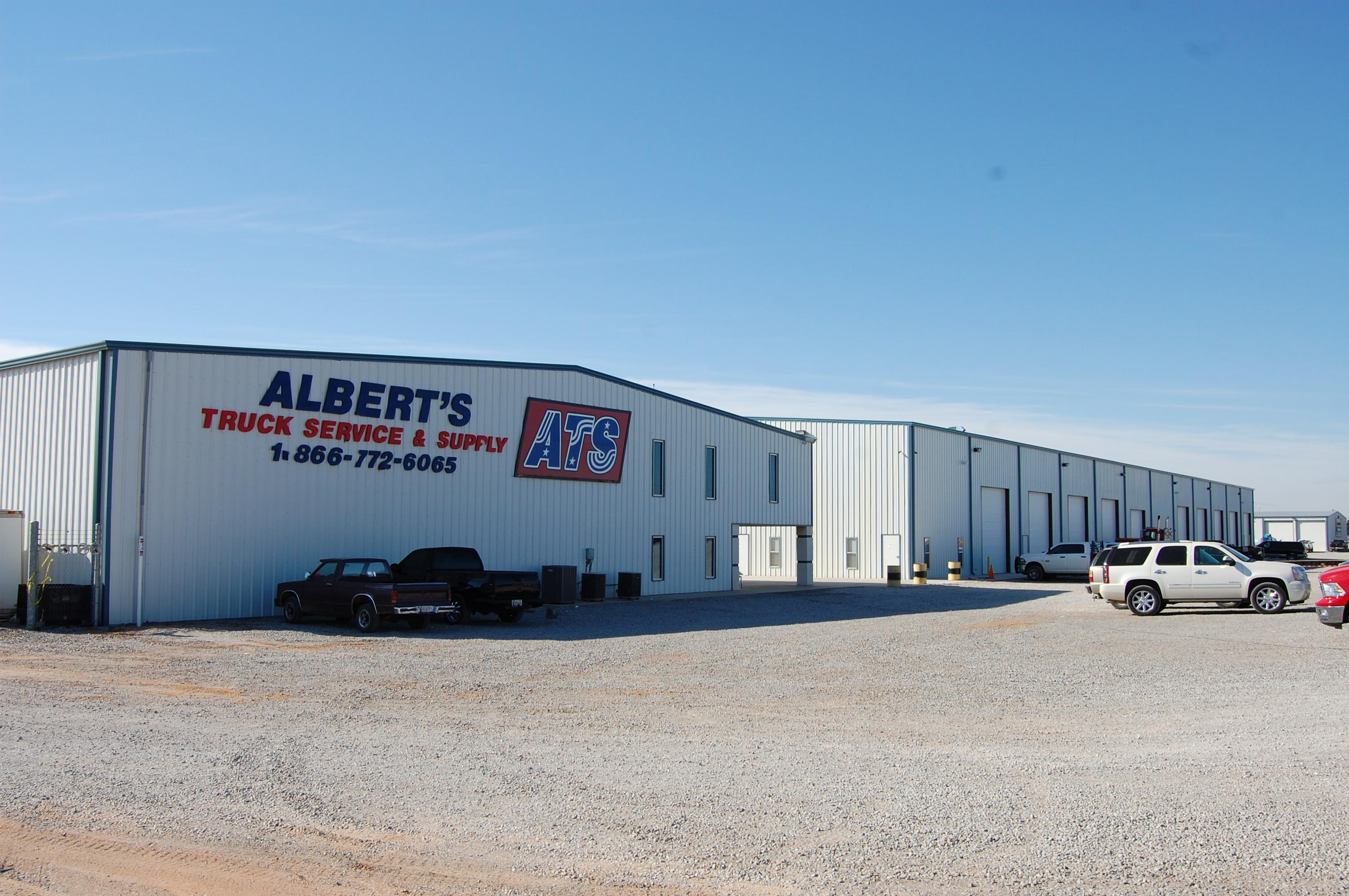 Weatherford (OK) United States  city pictures gallery : ATS Albert's Truck Service in Weatherford, OK 580 772 6065