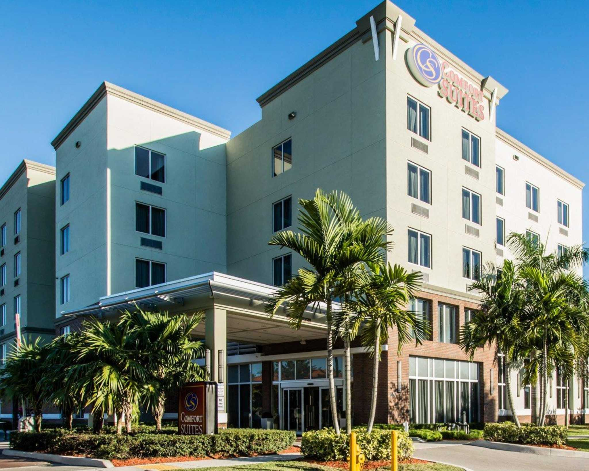 Comfort Suites Miami Airport North, Miami Springs Florida ...