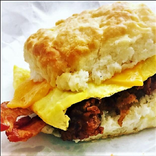 Sunrise Biscuit Kitchen In Louisburg Nc 27549
