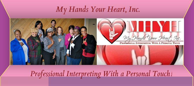 My Hands Your Heart, Inc.